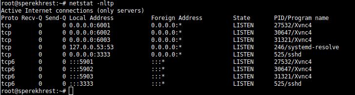 Установка окружения xfce и VNC Server для Ubuntu 18.04