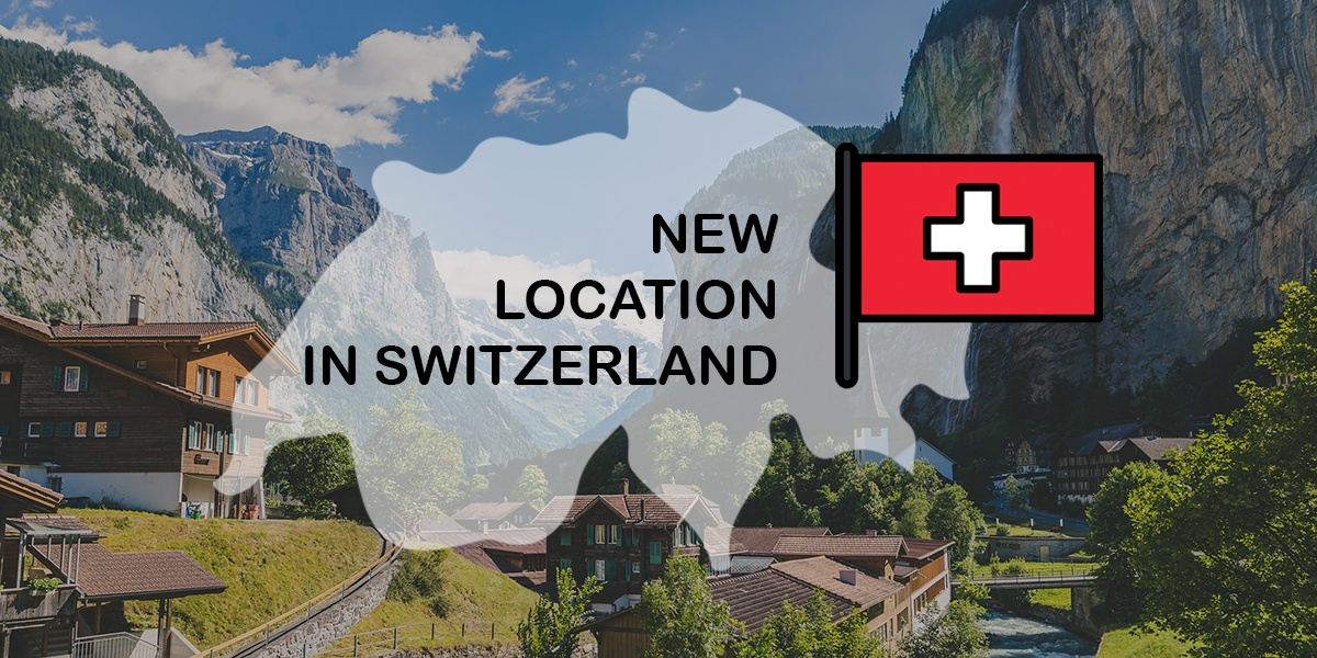 New location - Switzerland, Geneva