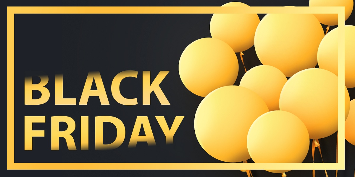 BLACK FRIDAY 2020: 30% DISCOUNT FOR ALL SSD VDS!